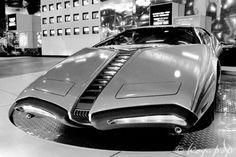 1970 Nissan 126X Concept.