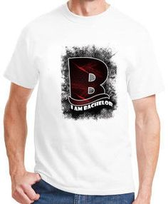 Best B alphabet t-shirt for men is available in amazing designs and colors to give a style to your personality!