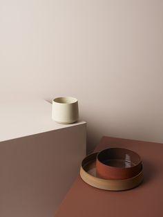 Anna Kristin Einarsen's 'Stilleben' bowls.