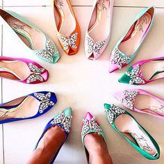 Now you can buy the amazing cinderella crystal butterfly Aruna Seth shoes at @KleinfeldBridal @KleinfeldCanada #levelshoedistrict #dubai #bridal #Kleinfeldnyc