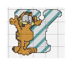 25/26.    Garfield y