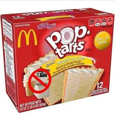 Gross Food, Weird Food, Fake Food, Funny Food Memes, Food Humor, Really Funny Memes, Weird Oreo Flavors, Pop Tart Flavors, Mcdonalds Ice Cream