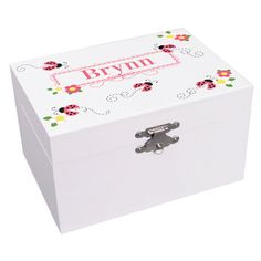 Beauty the Beast Jewelry Box Personalized Girls Musical Ballerina