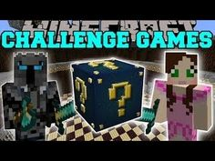 [Popularmmos - Minecraft ] DR.WHO LUCKY BLOCK CHALLENGE GAMES -Pat And J...