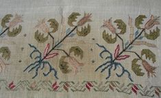 Embroidered Crimean Tatar or O | 1019429 detailed