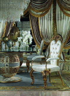 LUXURY COLLECTION. Armchair.