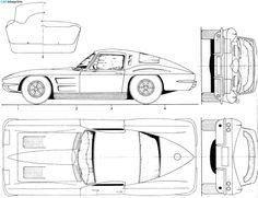 1964 Chevrolet Corvette C2 Stingray Coupe