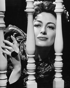 Joan Crawford in A Woman's Face (1941) available now in HD on Warner Archive Instant