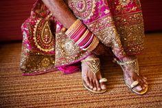 Indian ♥ Bridal Wedding Shoes www. Gold Bridal Shoes, Bridal Wedding Shoes, Bride Shoes, Wedding Bride, Dream Wedding, Wedding Dresses, Mexican Bridal Showers, Kate Spade Bridal, Bridal Shower Photos