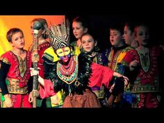 Lion King Jr - Circle of Life - (Off the charts!) Costumes. Who is paying for this .. ? Wow!