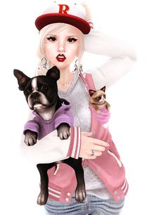 "Check out the Second Life Pic of the Day, ""New Babies"" by °·♥°•·.*Gwin."