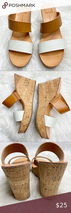 Dolce Vita Porcia Wedge Sandal Size 10