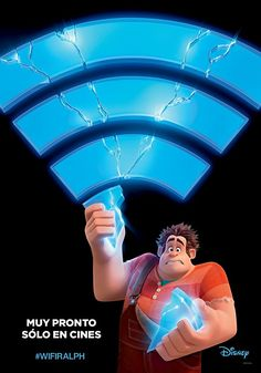 Ralph Vs Internet: Ralph Breaks The Internet: Wreck-It Ralph 2 (Detona Ralph 2 – Ralph Quebra a Internet) - 2018 Wreck It Ralph, Gal Gadot, Disney Pixar, Disney Movies, Disney Wiki, Hindi Movies, Studio Ghibli Films, Internet, Disney Infinity