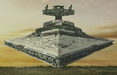 The Imperial I-class Star Destroyer, also known as the Imperial I-class Destroyer or the Imperator-class Star Destroyer, was an iconic class of warships. The Imperial-class Star Destroyers, along with Imperial stormtroopers, represented the might of the Imperial Military throughout the galaxy during the reign of the Galactic Empire.