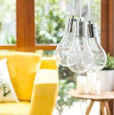 ¡Ilumina con #onda y #estilo! #Lámpara #ampolleta #Iluminación