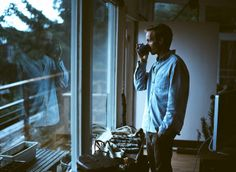 Nathan Williams Of Kinfolk Parker Fitzgerald Parker Fitzgerald, Looking Out The Window, Kinfolk, Coffee Break, Morning Coffee, In This World, At Least, In This Moment, Pictures