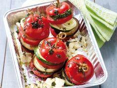 Vegetarisch grillen ist auch für Fleischesser mal gar nicht übel - Abwechslung muss ja auch mal sein!