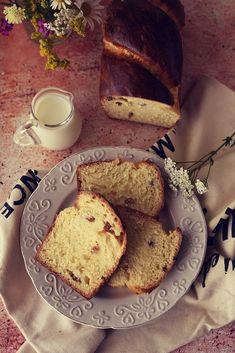 Cozonac cu stafide ca la 1865 French Toast, Breakfast, Ethnic Recipes, Food, Morning Coffee, Essen, Meals, Yemek, Eten