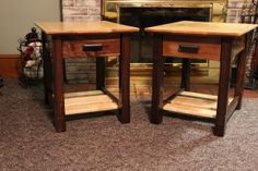 curly maple coffee table | Walnut / Curly Maple End Tables - by Weaver @ LumberJocks.com ...