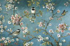 Blossom -             Fotobehang & Behang -           Photowall