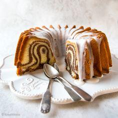 Fruit Bread, Baked Donuts, Little Cakes, Trifle, Something Sweet, Coffee Cake, Blondies, Tiramisu, Cake Recipes