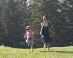 "scarlett johansson the nanny diaries movie photos | The Nanny Diaries"" Movie Photo: Nicholas Art and Scarlett Johansson"