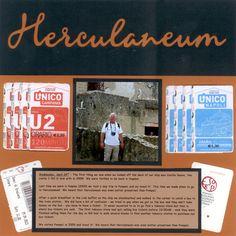 Herculaneum, Greece - Page 1 - Scrapbook.com