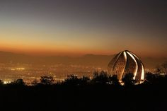 Image 1 of 8 from gallery of Bahá'í Temple of South America Wins 2017 Innovation in Architecture Award. © Vanessa Guillen