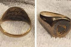 She Found a Ring on the Beach But Had no Idea it Would Lead to This