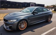 Track weapon spotted in Bryanston by @a.j_photography1  #ExoticSpotSA #Zero2Turbo #SouthAfrica #BMW #M4GTS #M4 #GTS