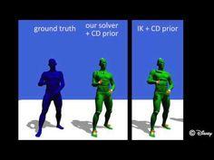 Disney Researchが考案したリアルタイムのモーションキャプチャーシステムはできるだけ少数のセンサーしか使わない | TechCrunch Japan