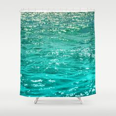 SIMPLY SEA Shower Curtain by Catspaws - $68.00