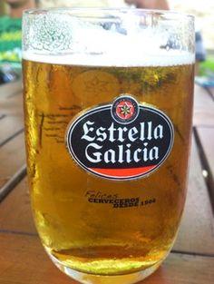 ESTRELLA GALICIA LAGER http://mrbeerstein.weebly.com/lager/estrella-galicia-a-coruna-galicia-spain