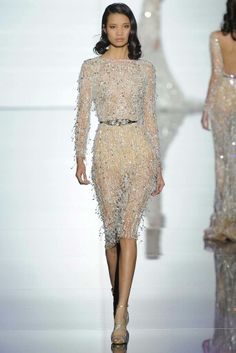 Zuhair Murad SS15 Couture Collection.