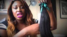 BRAZILIAN STRAIGHT HAIR REVIEW