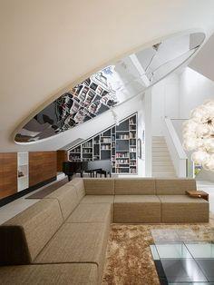 Apartment Sch by Ippolito Fleitz Group / Stuttgart, Germany