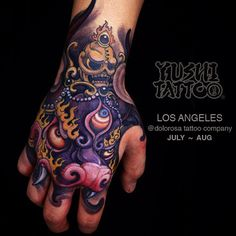 "2,134 Likes, 110 Comments - San Diego, CA (@yushitattoo) on Instagram: ""Hi there.I will be in Los angeles at my home shop @thedolorosatattoo in July to aug. Send me email…"""