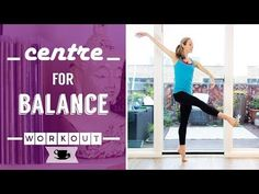 Centre Practice for Balance | Lazy Dancer Tips - YouTube