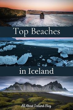 Top Beaches in Iceland | Everything you need to know Red Sand Beach, Diamond Beach, Iceland Travel Tips, Cultural Events, Black Sand, Beach Tops, Arctic, Lighthouse, Beaches