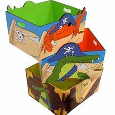 pirate bins