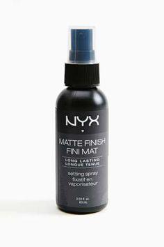 NYX Makeup Setting Spray - Matte Finish