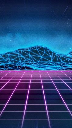Neon 80s Wallpaper 78 Images In Iphone Art