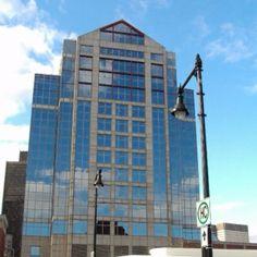 Sky Reflection. Boston, MA