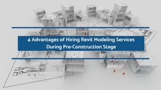 It's imperative to make every stage of the construction process efficient and error-free. This post discusses the role Revit Modeling Services can play during initial and pre-construction stages of a building project.