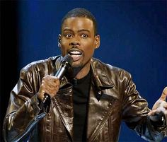 """""""You know what's sad? Martin Luther King stood for non violence. And I don't care where you are in America, if you're on Martin Luther King Boulevard, there's some violence going down."""" - Chris Rock"""