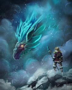 Legend of Zelda Breath of the Wild art > Link encounters Dragon Naydra > botw The Legend Of Zelda, Legend Of Zelda Memes, Legend Of Zelda Breath, Botw Zelda, Dragons, Link Zelda, Gaming, Breath Of The Wild, Cute Anime Couples