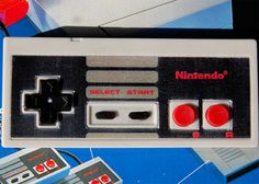 NES controller made out of soap!! YESSSSSSSS