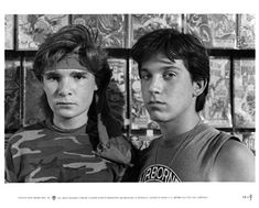 Tumblr is a place to express yourself, discover yourself, and bond over the stuff you love. It's where your interests connect you with your people. Lost Boys Movie, The Lost Boys 1987, Movie Tv, Alex Winter, Corey Haim, Corey Feldman, Pictures Of People, Attractive People, Vintage Movies