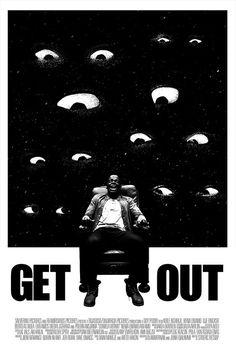 Out by Kevin Carter .Get Out by Kevin Carter .Get Out by Kevin Carter .Get Out by Kevin Carter .Get Out by Kevin Carter .Get Out by Kevin Carter . Kevin Carter, Film Poster Design, Movie Poster Art, Horror Movie Posters, Horror Films, Best Movie Posters, Cinema Posters, Retro Poster, Vintage Posters
