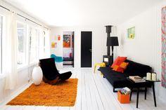 Scandinavian summer house